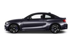 BMW M2 - Coupé (2015 - heute) 2 Türen Seitenansicht