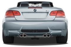BMW M3 M3 Cabrio (2007 - 2013) 2 Türen Heckansicht