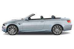BMW M3 M3 Cabrio (2007 - 2013) 2 Türen Seitenansicht