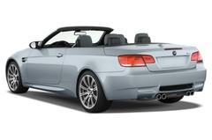 BMW M3 M3 Cabrio (2007 - 2013) 2 Türen seitlich hinten