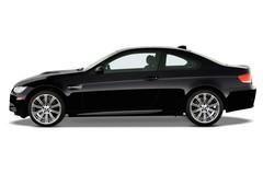 BMW M3 M3 Coupé (2007 - 2013) 2 Türen Seitenansicht