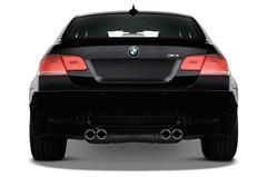 BMW M3 M3 Coupé (2007 - 2013) 2 Türen Heckansicht