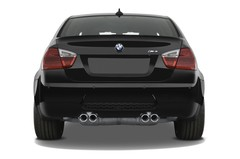 BMW M3 M3 Limousine (2007 - 2013) 4 Türen Heckansicht