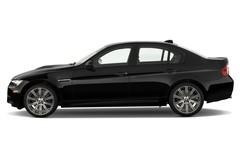 BMW M3 M3 Limousine (2007 - 2013) 4 Türen Seitenansicht