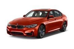 BMW M3 M3 Limousine (2014 - heute) 4 Türen seitlich vorne