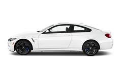 BMW M4 M4 Coupé (2014 - heute) 2 Türen Seitenansicht