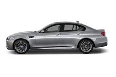 BMW M5 M5 Limousine (2011 - heute) 4 Türen Seitenansicht