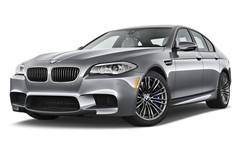 BMW M5 M5 Limousine (2011 - heute) 4 Türen seitlich vorne mit Felge