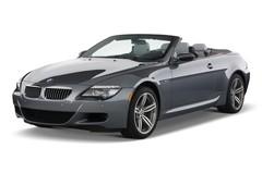BMW M6 M6  Cabrio (2006 - 2010) 2 Türen seitlich vorne