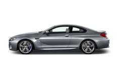 BMW M6 M6 Coupé (2012 - heute) 2 Türen Seitenansicht