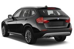 BMW X1 xDrive20d SUV (2009 - 2015) 5 Türen seitlich hinten