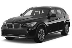 BMW X1 xDrive20d SUV (2009 - 2015) 5 Türen seitlich vorne