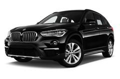 BMW X1 xLine SUV (2015 - heute) 5 Türen seitlich vorne mit Felge