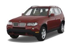 BMW X3 xDrive30i SUV (2003 - 2010) 5 Türen seitlich vorne