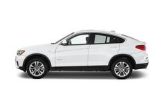 BMW X4 Xdrive28I M Sportpaket SUV (2014 - heute) 5 Türen Seitenansicht