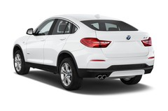 BMW X4 Xdrive28I M Sportpaket SUV (2014 - heute) 5 Türen seitlich hinten