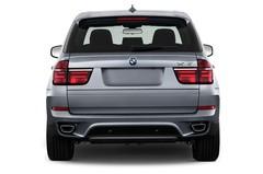 BMW X5 xDrive50i SUV (2006 - 2013) 5 Türen Heckansicht