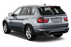 BMW X5 xDrive50i SUV (2006 - 2013) 5 Türen seitlich hinten