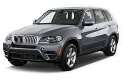 BMW X5 xDrive50i SUV (2006 - 2013) 5 Türen seitlich vorne