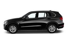 BMW X5 xDrive30d SUV (2013 - heute) 5 Türen Seitenansicht