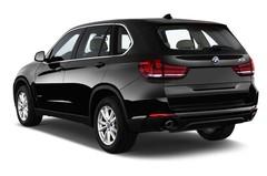BMW X5 xDrive30d SUV (2013 - heute) 5 Türen seitlich hinten