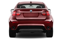 BMW X6 Xdrive35I SUV (2008 - 2014) 5 Türen Heckansicht