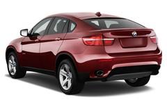 BMW X6 Xdrive35I SUV (2008 - 2014) 5 Türen seitlich hinten