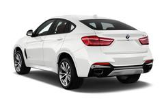 BMW X6 M sportpaket SUV (2014 - heute) 5 Türen seitlich hinten