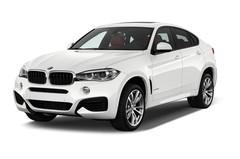BMW X6 M sportpaket SUV (2014 - heute) 5 Türen seitlich vorne