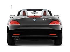 BMW Z4 sDrive30i Cabrio (2009 - 2016) 2 Türen Heckansicht