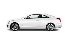 Cadillac ATS Premium Coupé (2014 - heute) 2 Türen Seitenansicht