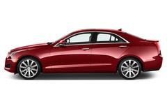 Cadillac ATS Premium Limousine (2012 - heute) 4 Türen Seitenansicht
