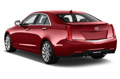 Cadillac ATS Premium Limousine (2012 - heute) 4 Türen seitlich hinten