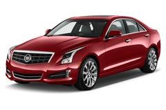 Cadillac ATS Premium Limousine (2012 - heute) 4 Türen seitlich vorne