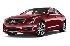 Cadillac ATS Premium Limousine (2012 - heute) 4 Türen seitlich vorne mit Felge