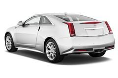 Cadillac CTS Sport Luxury Coupé (2010 - 2012) 2 Türen seitlich hinten