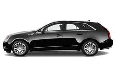 Cadillac CTS Sport Luxury Kombi (2009 - 2012) 5 Türen Seitenansicht