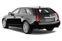 Cadillac CTS Sport Luxury Kombi (2009 - 2012) 5 Türen seitlich hinten