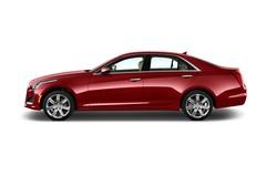 Cadillac CTS - Limousine (2013 - heute) 4 Türen Seitenansicht