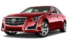 Cadillac CTS - Limousine (2013 - heute) 4 Türen seitlich vorne mit Felge