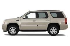 Cadillac Escalade Elegance SUV (2006 - 2015) 5 Türen Seitenansicht