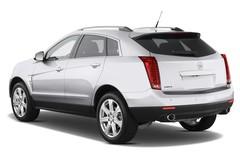 Cadillac SRX Elegance SUV (2009 - heute) 5 Türen seitlich hinten