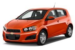 Chevrolet Aveo LT+ Kleinwagen (2011 - heute) 5 Türen seitlich vorne