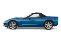 Chevrolet Corvette Corvette Cabrio (2005 - 2013) 2 Türen Seitenansicht