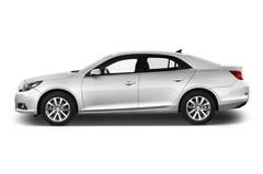 Chevrolet Malibu LTZ Limousine (2011 - heute) 4 Türen Seitenansicht