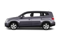 Chevrolet Orlando LTZ SUV (2010 - heute) 5 Türen Seitenansicht