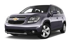 Chevrolet Orlando LTZ SUV (2010 - heute) 5 Türen seitlich vorne mit Felge