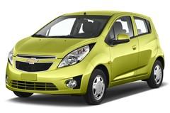 Chevrolet Spark LS Kleinwagen (2010 - heute) 5 Türen seitlich vorne