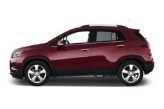 Chevrolet Trax LT+ SUV (2013 - heute) 5 Türen Seitenansicht