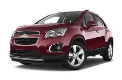 Chevrolet Trax LT+ SUV (2013 - heute) 5 Türen seitlich vorne mit Felge